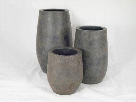 Pot stone grey