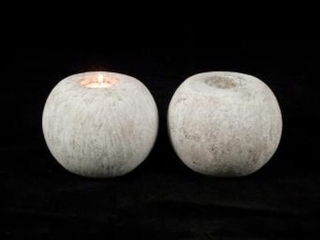 Waxh.taup/white 10 cm