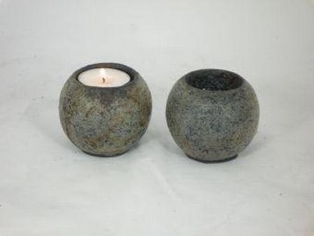 Waxh. stone grey 7 cm