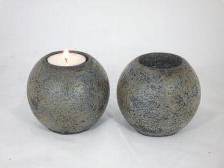 Waxh.stone grey 9 cm