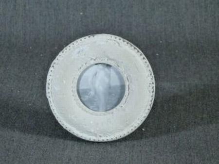 Fotolijst white antique 8cm