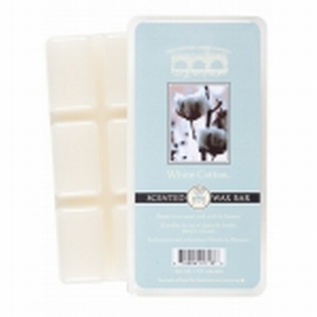 Wax Bar White Cotton