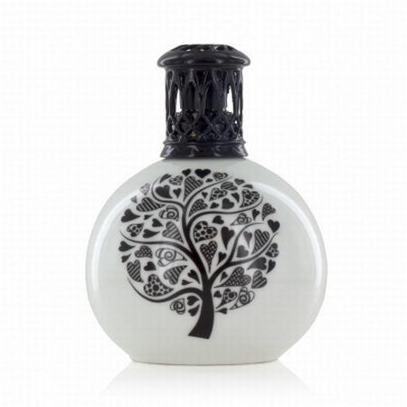 Ceramic Tree of Love Fragrance Lamp