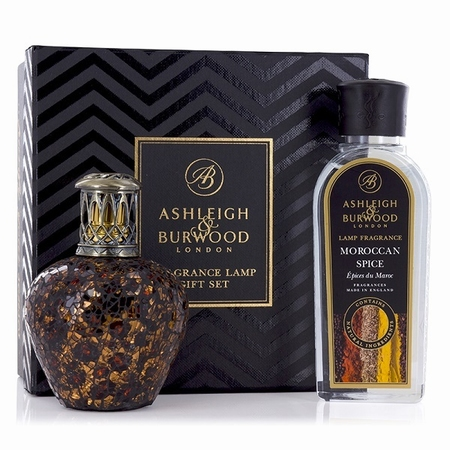 African Queen Fragrance Lamp + 250ml Moroccan Spice Oil