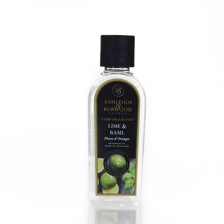 Lime & Basil 250ml Lamp Oil