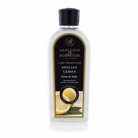 Sicilian Lemon 250ml Lamp Oil