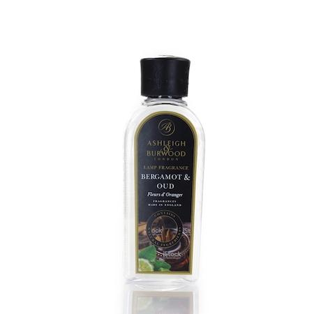 Bergamot & Oud 500ml Lamp Oil