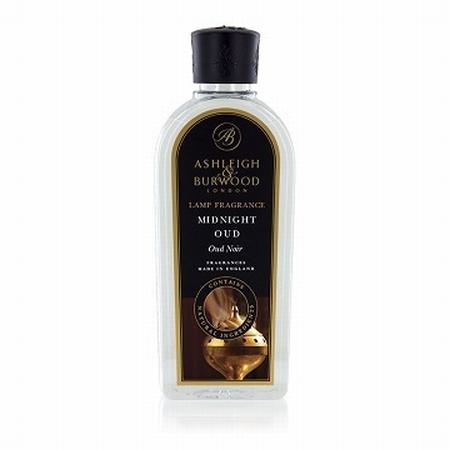 Midnight Oud 500ml Lamp Oil