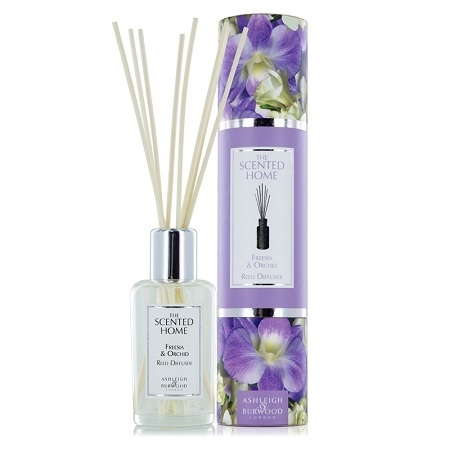Freesia & Orchid 150ml Geurstokjes