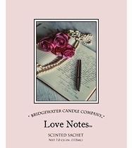 Sachet Love Notes