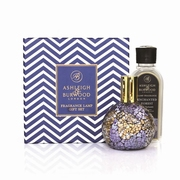 Blue Masquarade Fragrance Lamp + 250ml Enchanted Forest Oil