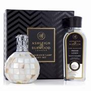 Arctic Tundra Fragrance Lamp + 250ml Fresh Linen Oil