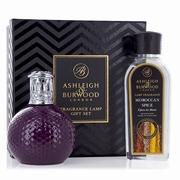 Damson in Distress Fragrance Lamp + 250ml Moroccan Spice Oil