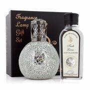 Paradiso Fragrance Lamp + 250ml Fresh Linen Oil